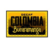 Colombia Coffee at Benelux Cafe